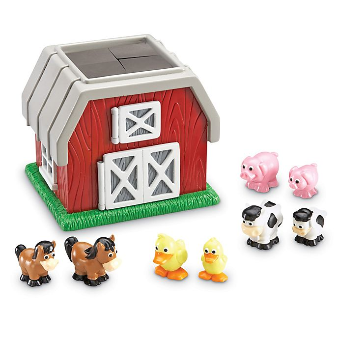 Alternate image 1 for Learning Resources® 9-Piece Hide-n-Go Moo™