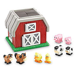 Learning Resources® 9-Piece Hide-n-Go Moo™
