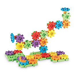 Learning Resources® Gears!Gears!Gears!® 60-Piece Starter Building Set
