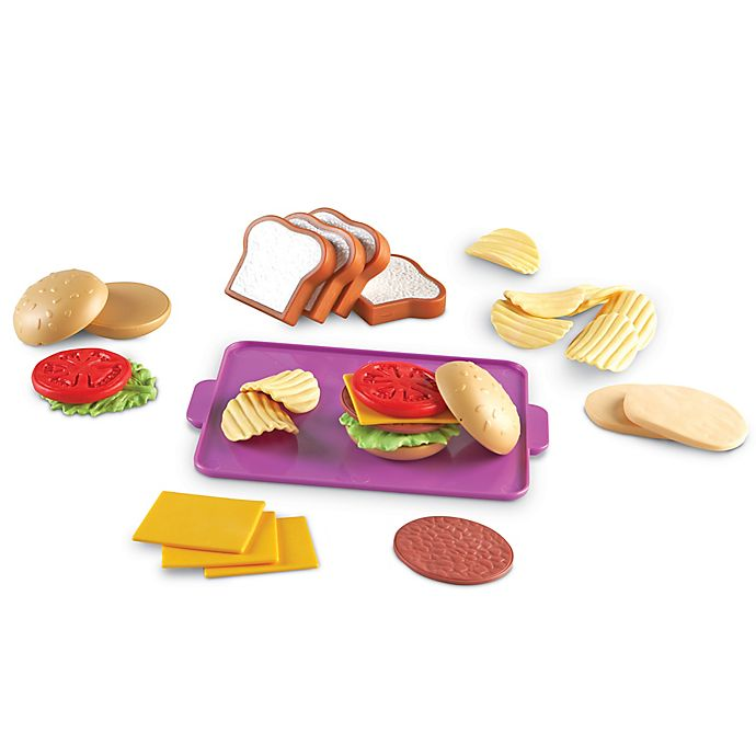Alternate image 1 for Learning Resources® New Sprouts® Super Sandwich