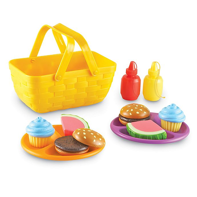 Alternate image 1 for Learning Resources® New Sprouts® Picnic Set