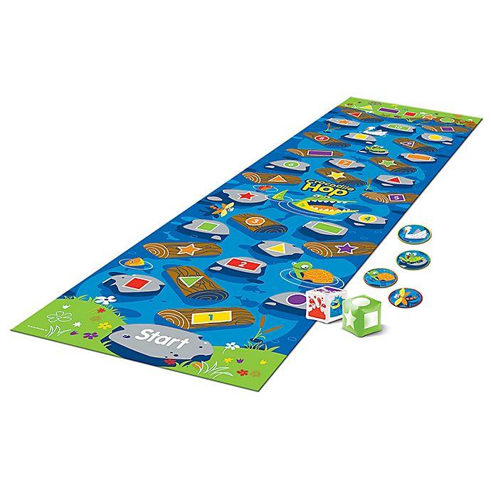 Alternate image 1 for Learning Resources® Crocodile Hop™ Floor Game