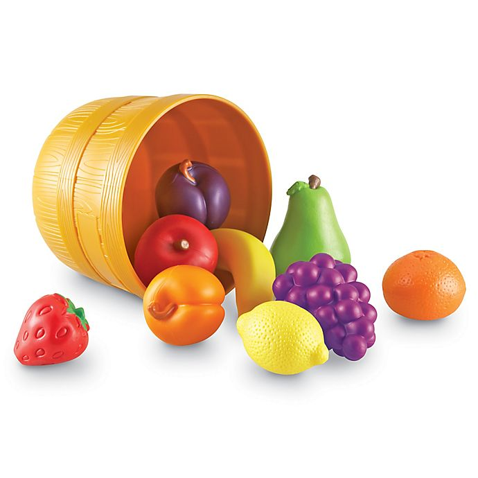 Alternate image 1 for Learning Resources New Sprouts® Bushel of Fruit