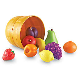 Learning Resources New Sprouts® Bushel of Fruit