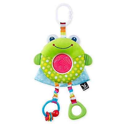 benbat™ Dazzle Friends Frog Stroller Toy