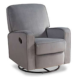 Abbyson Living® Ashlyn Nursery Swivel Glider Recliner