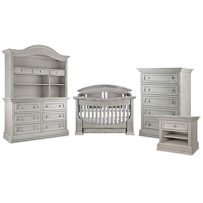 Alternate image 1 for Baby Appleseed® Chelmsford Nursery Furniture Collection in Morning Mist