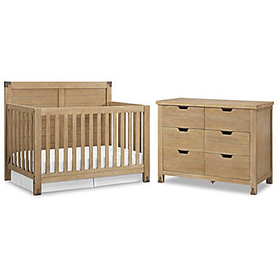 Baby Relax Ridgeline Nursery Furniture Collection in Natural