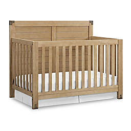 Baby Relax Ridgeline 4-in-1 Convertible Crib in Natural