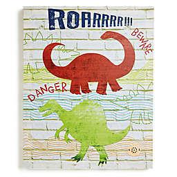 Imagine Fun Dino Doodles Canvas Wall Art