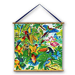 Imagine Fun Jungle Mania Scroll Wall Art