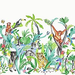 Imagine Fun Jungle Mania Wall Frieze