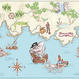 Imagine Fun Pirates Ahoy Decorative Wall Frieze Border