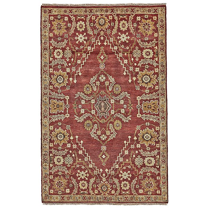 Alternate image 1 for Feizy Isabella 2-Foot x 3-Foot Accent Rug in Rust