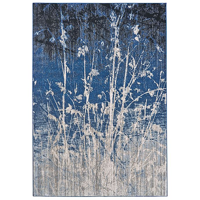 Alternate image 1 for Feizy Manfred 7-Foot 10-Inch x 11-Foot Area Rug in Atlantic Blue