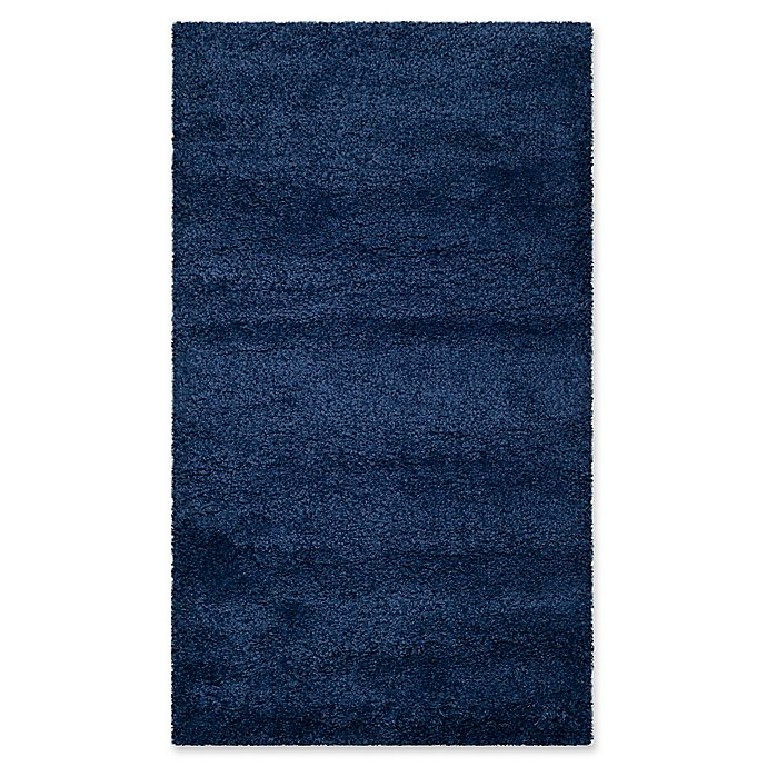 Alternate image 1 for Safavieh Milan Shag Sienna Rug