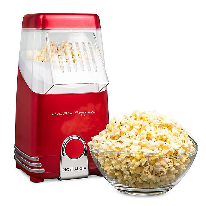 Alternate image 1 for Nostalgia™ Electrics Hot Air Popcorn Maker