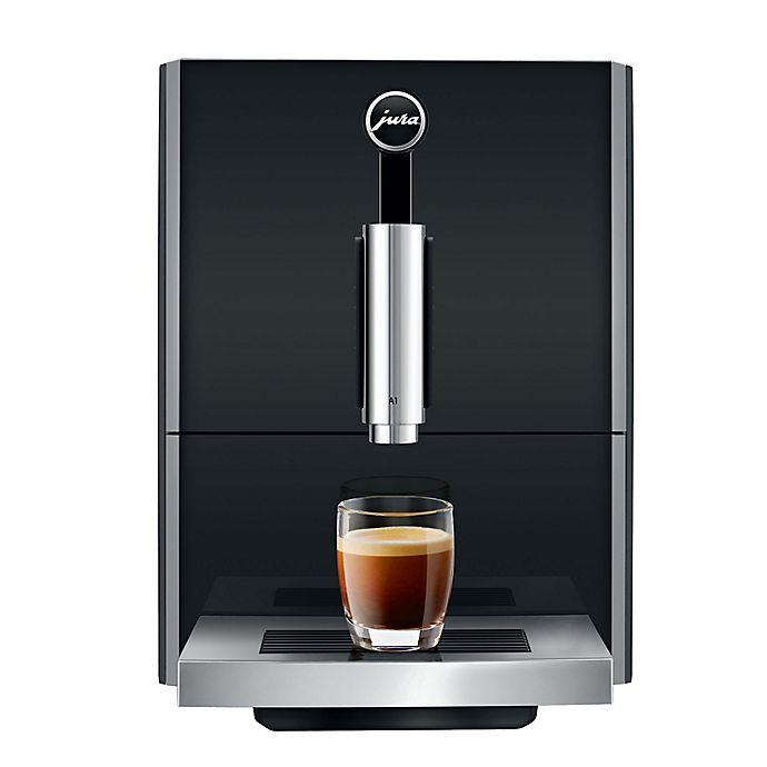 Alternate image 1 for Jura® A1 Fully Automatic Coffee Machine in Piano Black