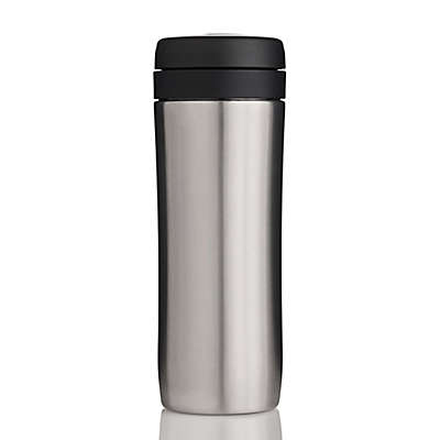ESPRO 12 oz. Travel Tea Press in Stainless Steel