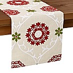 Folklore Poinsettia 72-Inch Table Runner