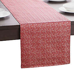 Holiday Shimmer Table Runner In Multi