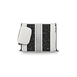 Mima® Faux Leather Tote Diaper Bag in Snow White