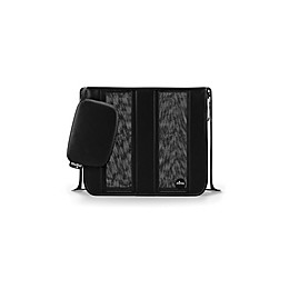 Mima® Faux Leather Tote Diaper Bag in Black