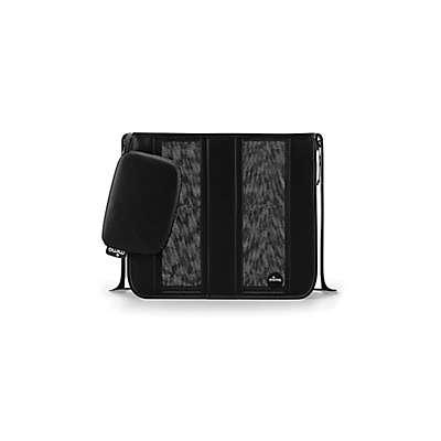 Mima® Faux Leather Tote Diaper Bag in Black