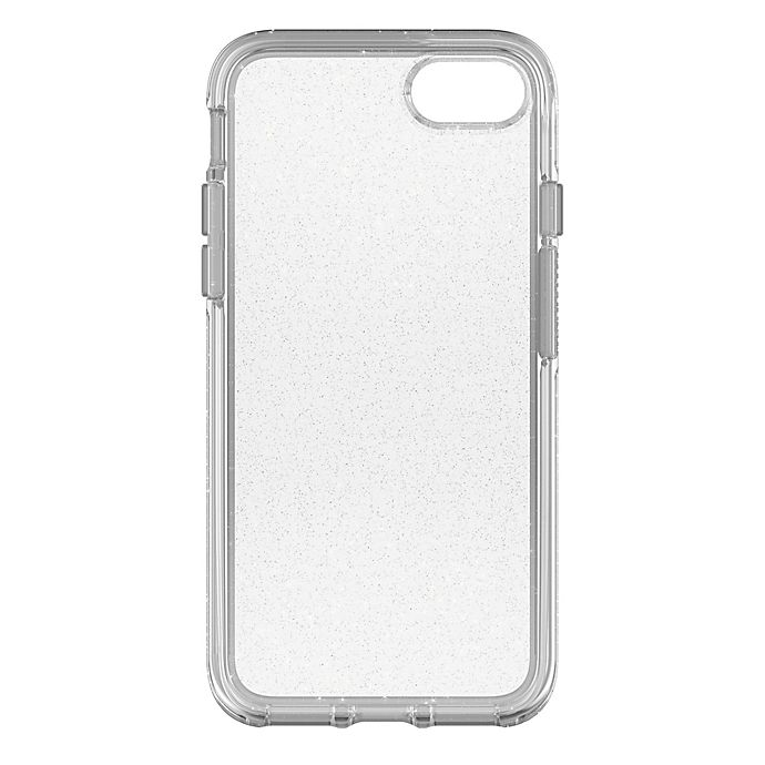 big sale 5a97a 82dd7 OtterBox Symmetry Series Clear Case for iPhone® 7 in Stardust | Bed ...