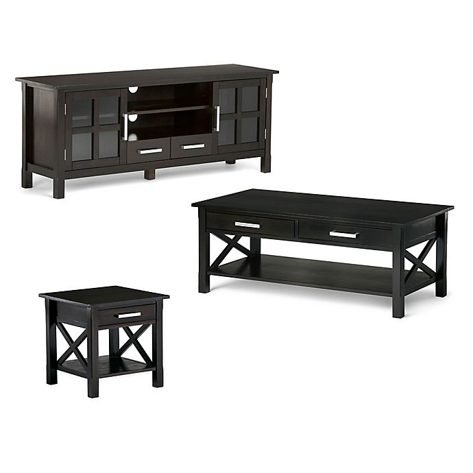 furniture kitchener simpli home kitchener furniture collection bed bath beyond