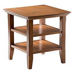 Acadian Pine End Table