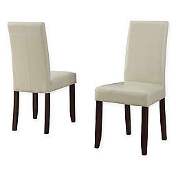 Simpli Home Acadian Dining Chair (Set of 2)