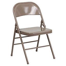 Flash Furniture 30-Inch Metal Folding Chair