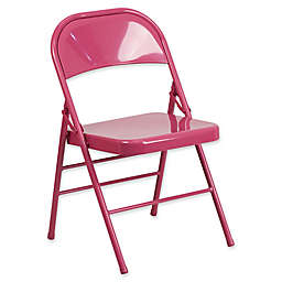 Flash Furniture Colorburst Steel Folding Chair