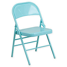 Flash Furniture Colorburst Steel Folding Chair