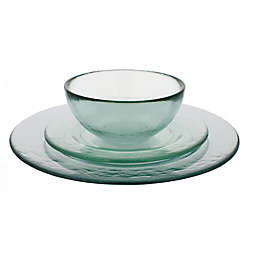 French Home Recycled Glass Dinnerware Collection