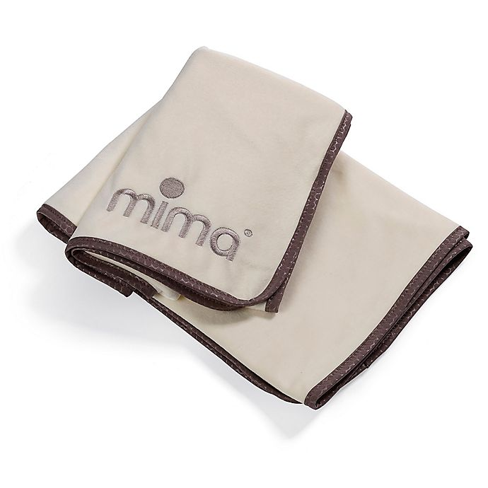 Alternate image 1 for Mima® Stroller Blanket