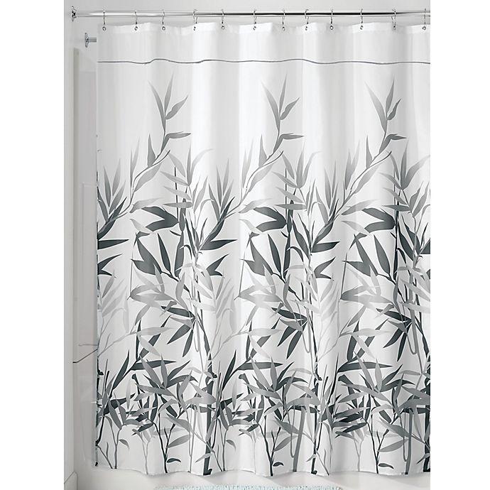 Alternate image 1 for iDesign® Anzu Shower Curtain