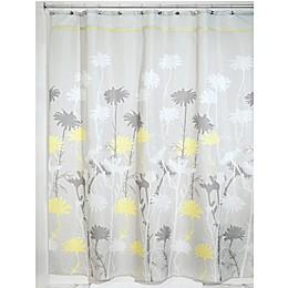 iDesign® Daizy Shower Curtain