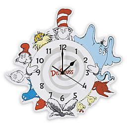 Trend Lab® Dr. Seuss™ Friends Wall Clock