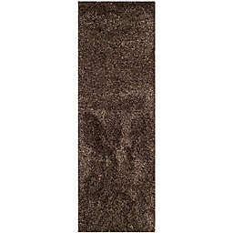 Safavieh California Shag 2-Foot 3-Inch x 5-Foot Irvine Rug in Mushroom