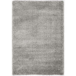 Safavieh California Shag 6-Foot 7-Inch x 9-Foot 6-Inch Irvine Rug in Silver