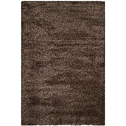 Safavieh California Shag 6-Foot 7-Inch x 9-Foot 6-Inch Irvine Rug in Mushroom