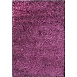 Safavieh California Shag 8-Foot 6-Inch x 12-Foot Irvine Rug in Purple