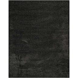 Safavieh Milan Shag 6-Foot x 9-Foot Sienna Rug in Dark Grey