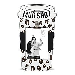Elsa L 3-Inch x 4-Inch Mug Shot Picture Frame