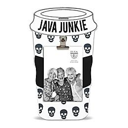 Elsa L 3-Inch x 4-Inch Java Junkie Picture Frame