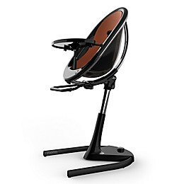 Mima® Moon 2G High Chair in Black/Camel
