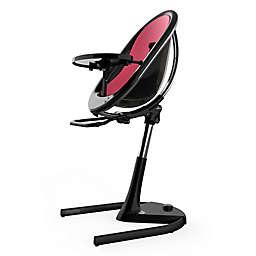 Mima® Moon 2G High Chair in Black/Fuchsia
