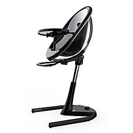 Mima® Moon 2G High Chair in Black/Silver